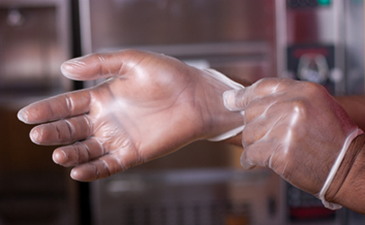 New ca glove law on the way to be repealed for Food bar hands